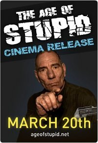 Age of Stupid poster