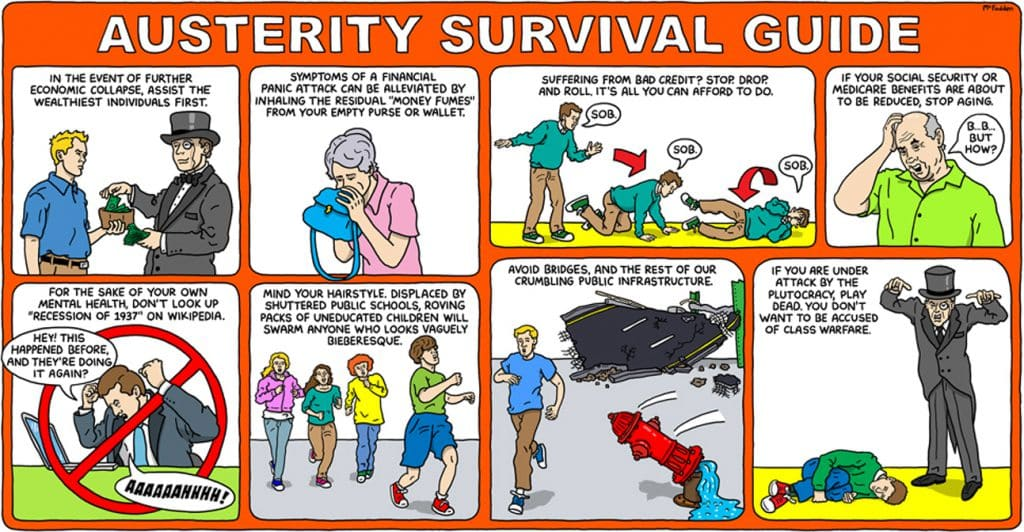 Austerity Survival Guide - Climate & Capitalism