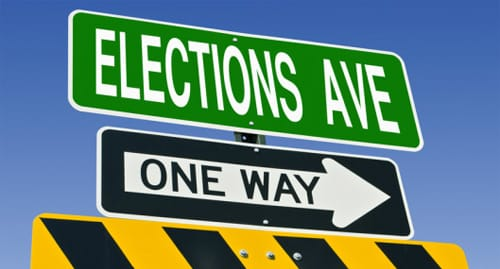 The political strategy of the Green Party assumes that politics just means fighting elections.  This is a doomed approach. We will only win elections by building a movement, and we will never build much of a movement by simply fighting elections.