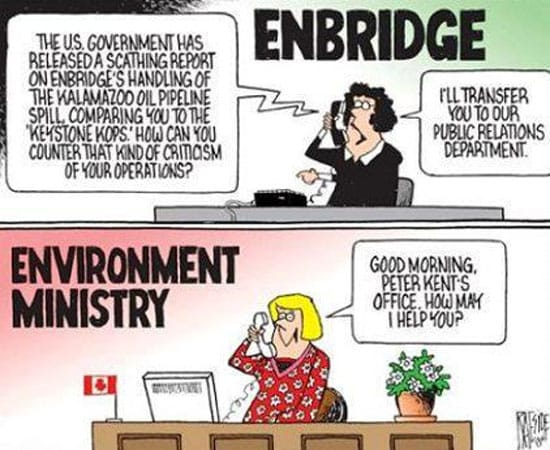 How Canada's Environment Minister earns his $230,000 salary