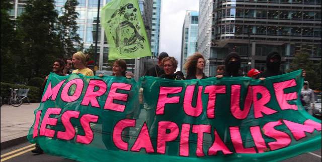 More Future Less Capitalism