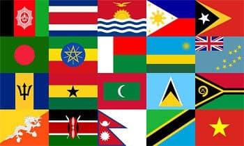 V20 Flags