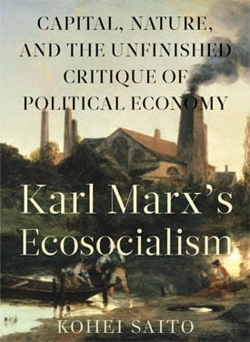 The author of Marx and Nature evaluates and introduces an important new book on the deep connections between natural science and political economy in Marx's work